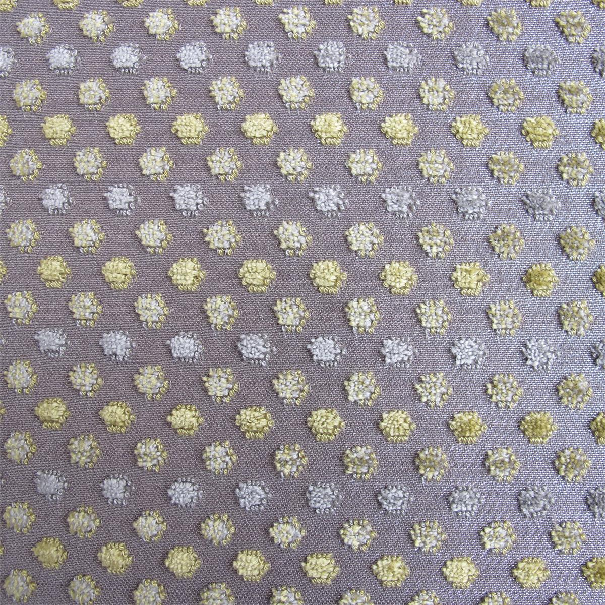 Yarn Dyed Jacquard Moquette Upholstery - KP14281 Bronze