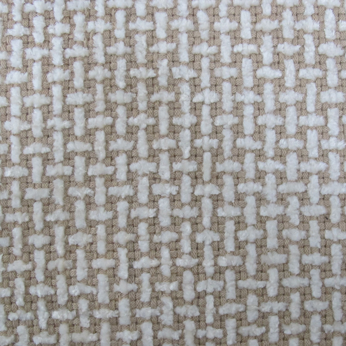 Double beam Chenille weaving Fabric - KP14293